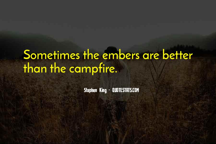 Quotes About Embers #335143