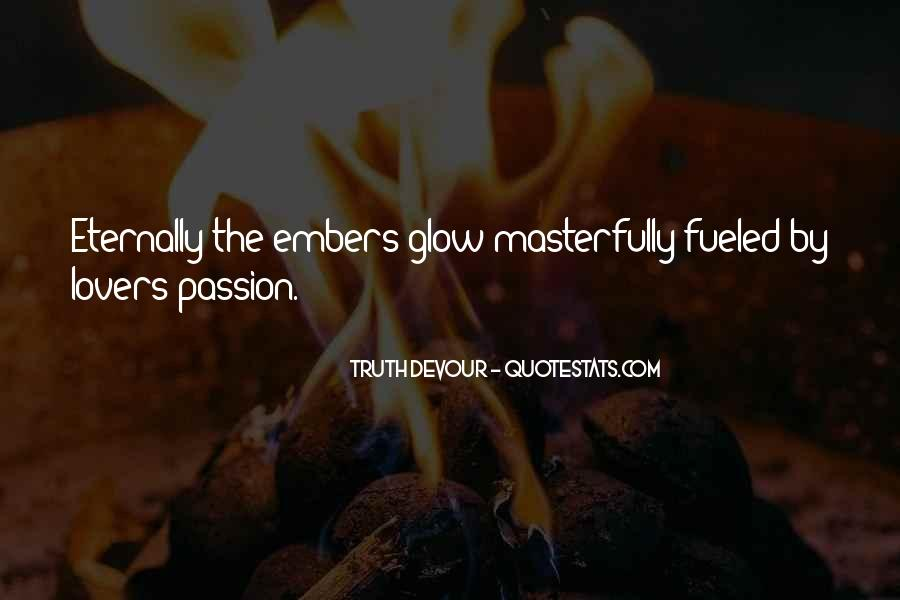 Quotes About Embers #338250