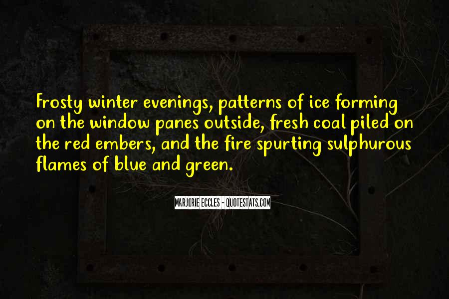 Quotes About Embers #372533