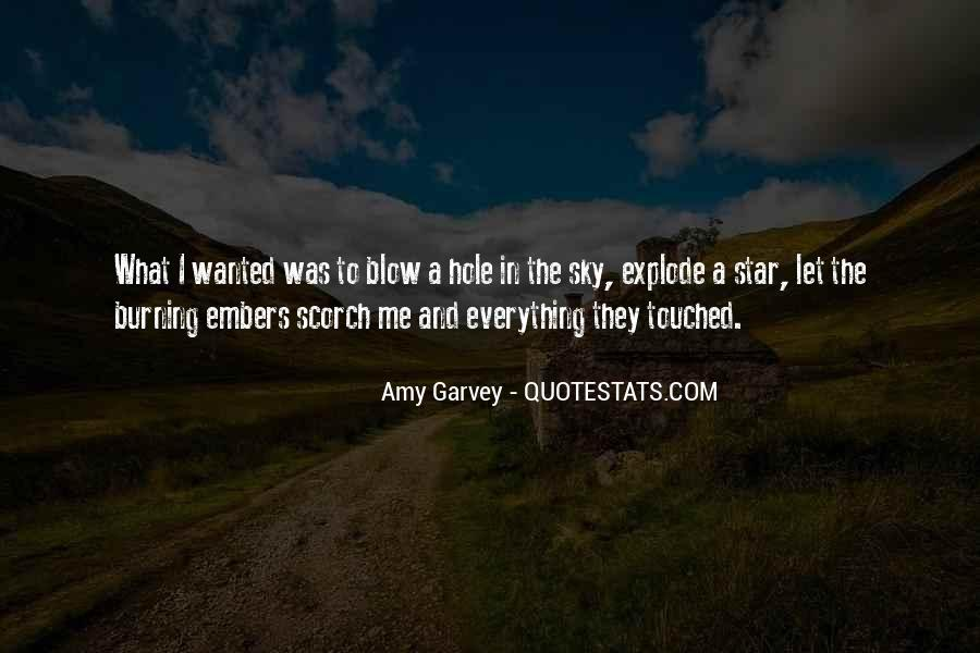 Quotes About Embers #639908