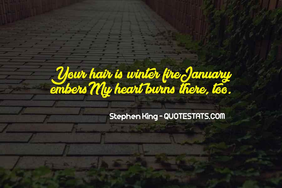 Quotes About Embers #925865