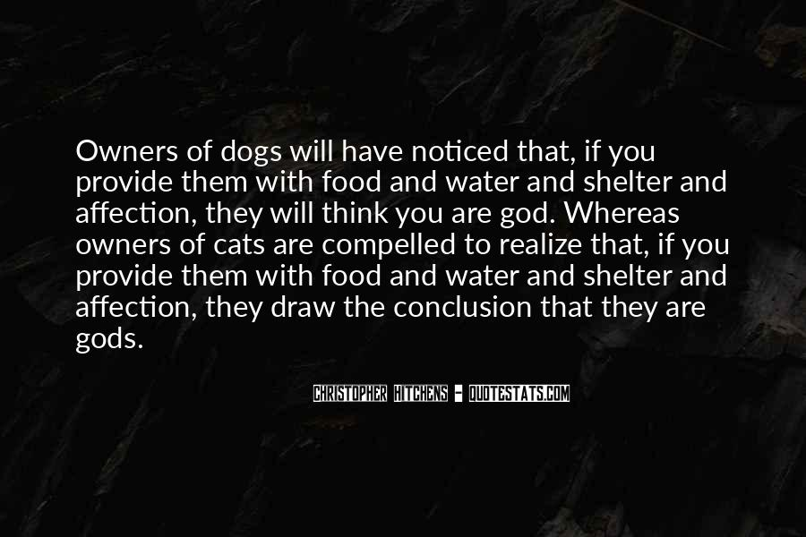 Quotes About Shelter Pets #166722