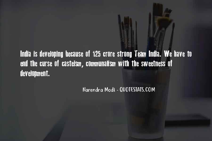 Quotes About Casteism #1252140