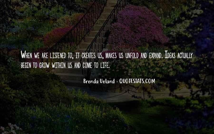 Quotes About Listening Skills #110324