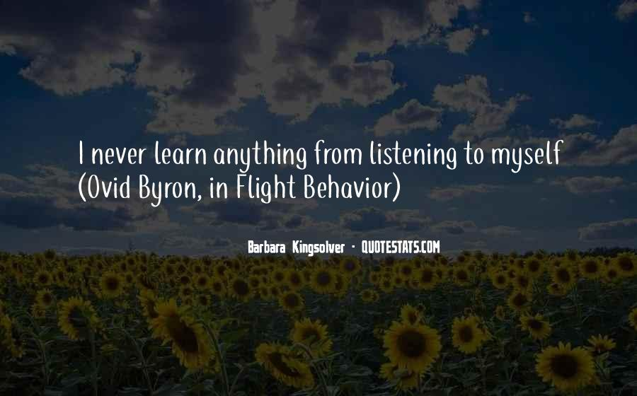 Quotes About Listening Skills #1534238