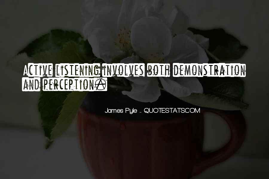 Quotes About Listening Skills #1783844