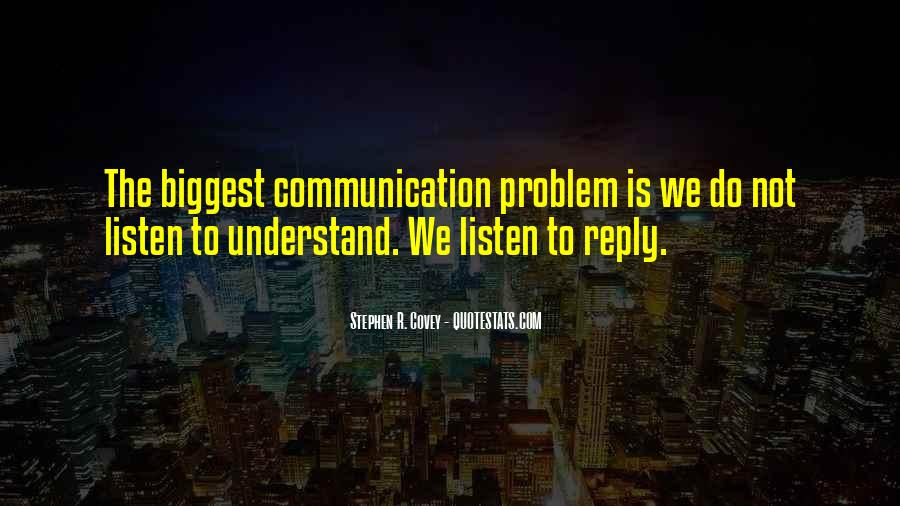 Quotes About Listening Skills #1790315