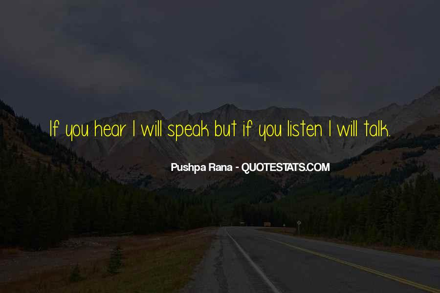Quotes About Listening Skills #1814515