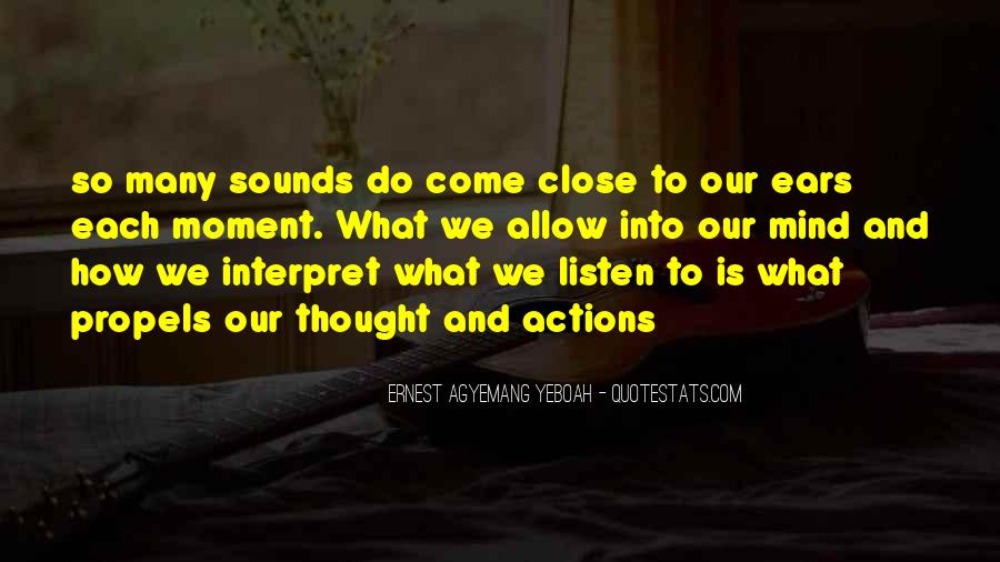 Quotes About Listening Skills #1869185