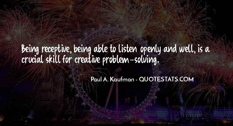 Quotes About Listening Skills #402226