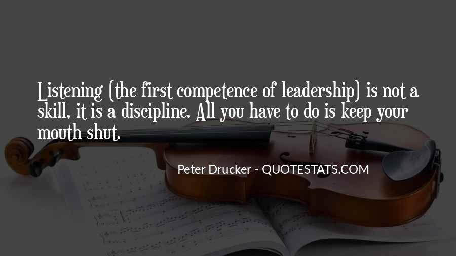 Quotes About Listening Skills #971732