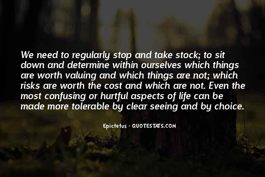 Quotes About Not Seeing Your Worth #321396