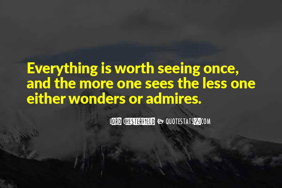 Quotes About Not Seeing Your Worth #76597