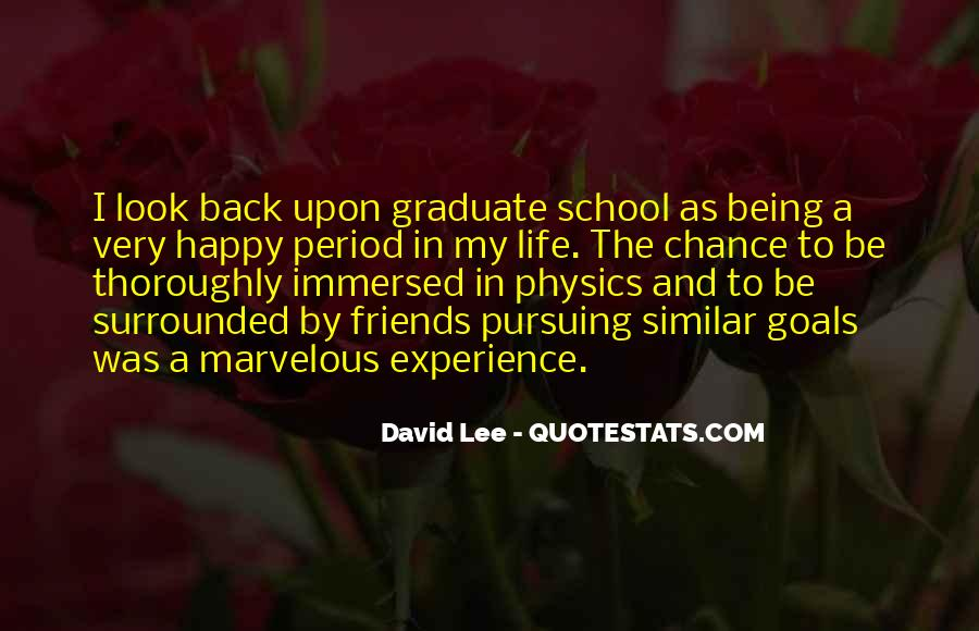 Quotes About Goals In School #1606867