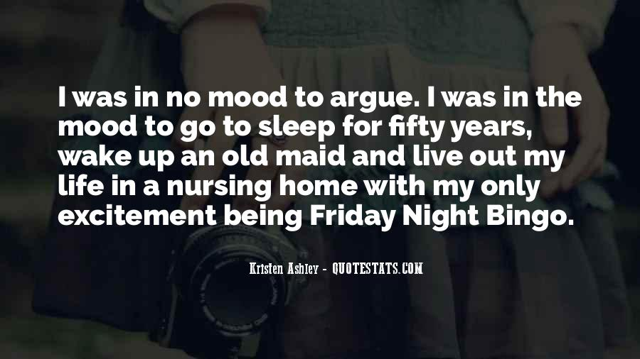 Quotes About It Being Friday #1236618
