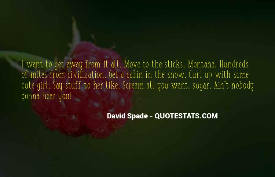 Quotes About Moving Far Away #105604