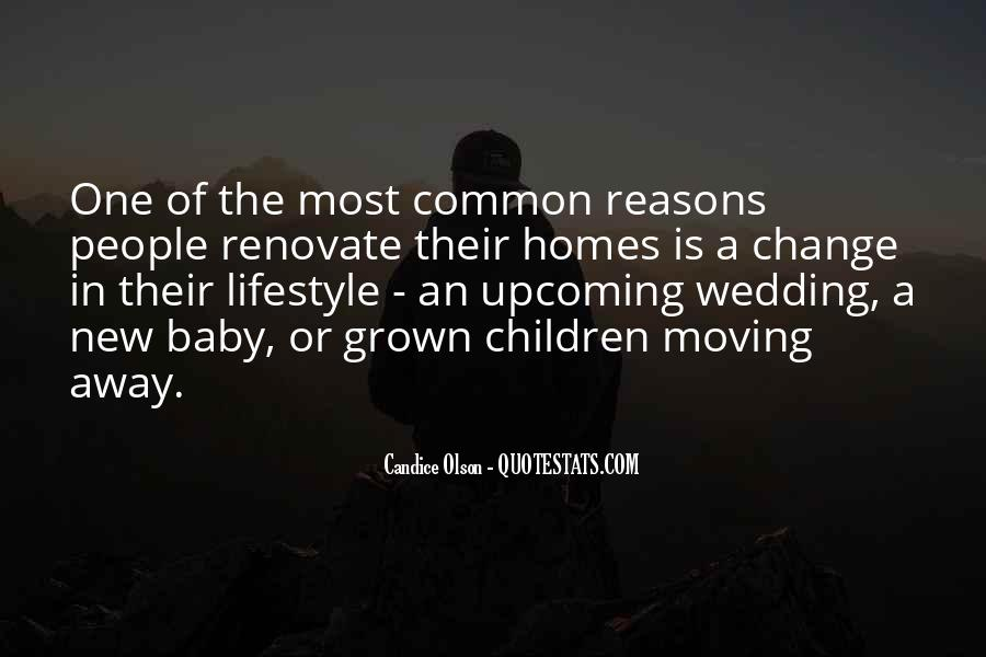 Quotes About Moving Far Away #246509