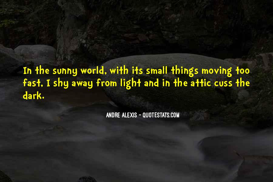 Quotes About Moving Far Away #35044