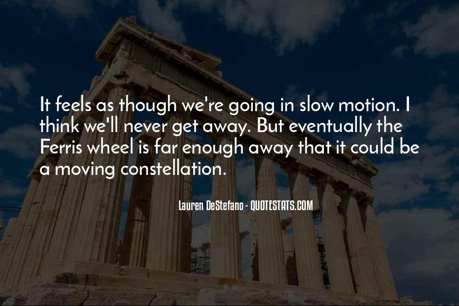 Quotes About Moving Far Away #819867