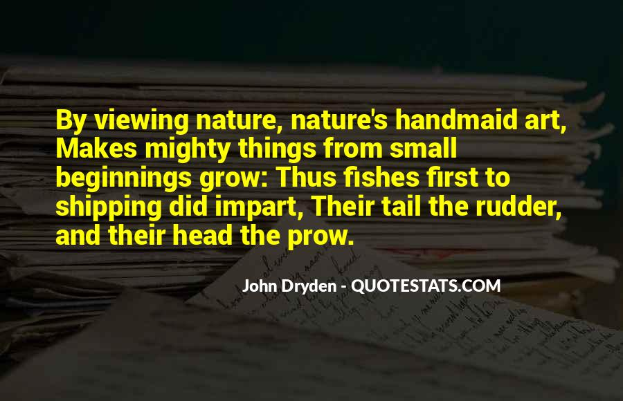 Quotes About Small But Mighty #446608