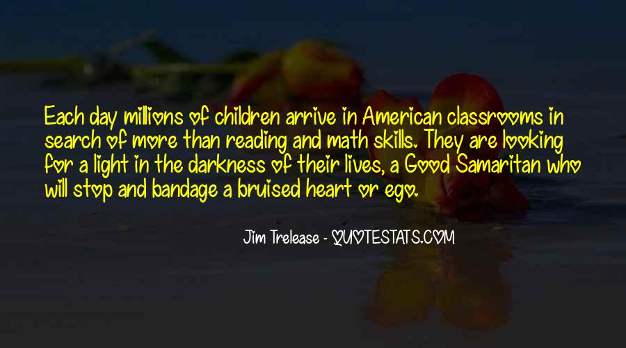 Quotes About Darkness In The Heart Of Darkness #1849896