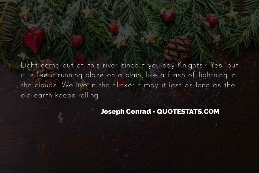 Quotes About Darkness In The Heart Of Darkness #1853423