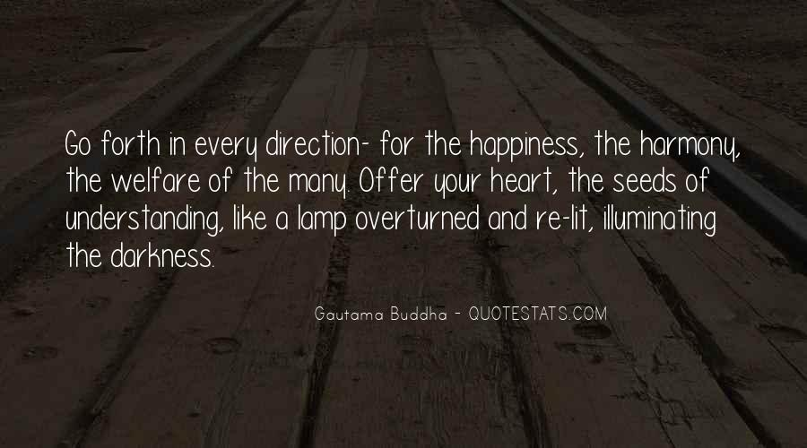 Quotes About Darkness In The Heart Of Darkness #33823