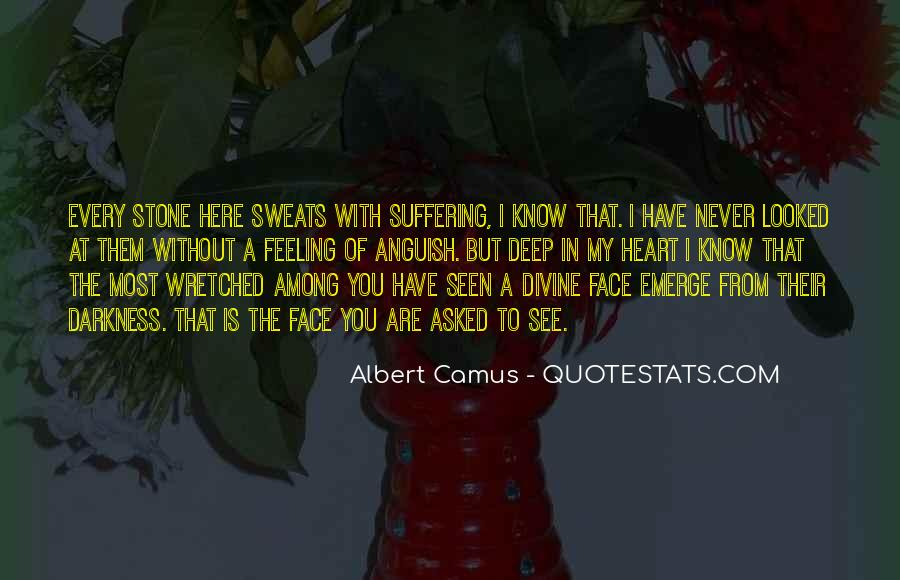 Quotes About Darkness In The Heart Of Darkness #338582