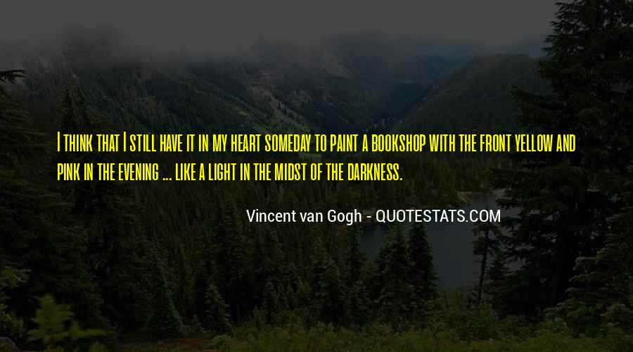 Quotes About Darkness In The Heart Of Darkness #527132