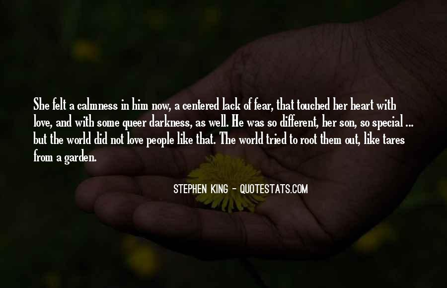 Quotes About Darkness In The Heart Of Darkness #57321