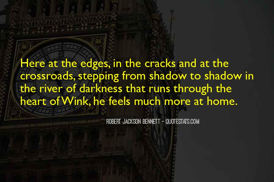 Quotes About Darkness In The Heart Of Darkness #607746