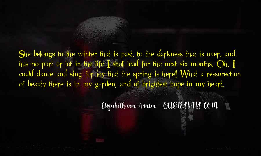 Quotes About Darkness In The Heart Of Darkness #697794