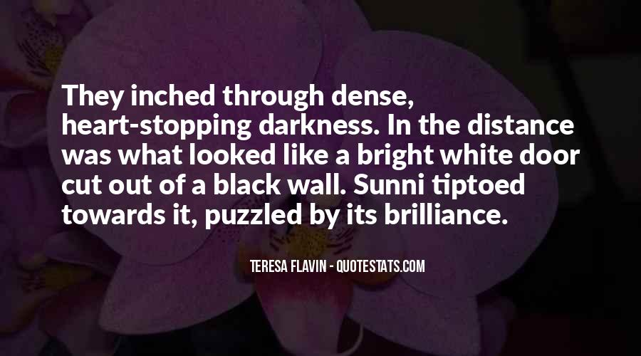 Quotes About Darkness In The Heart Of Darkness #868155