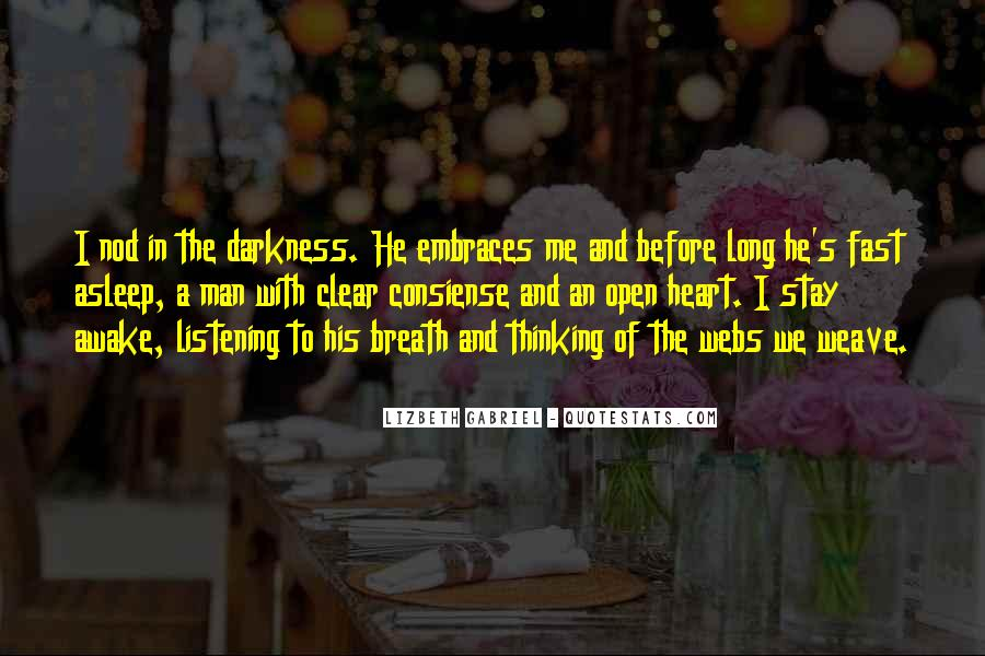 Quotes About Darkness In The Heart Of Darkness #881226
