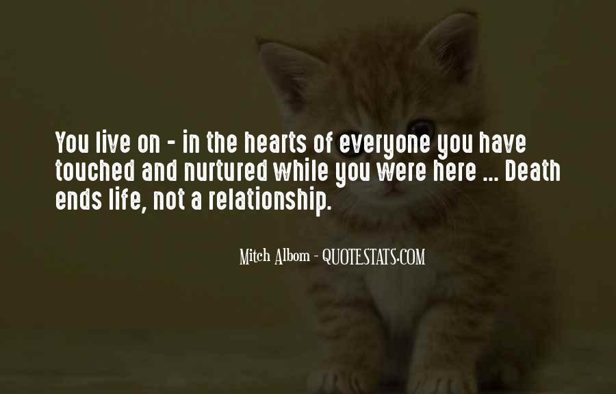 Quotes About Life And Relationships #106456