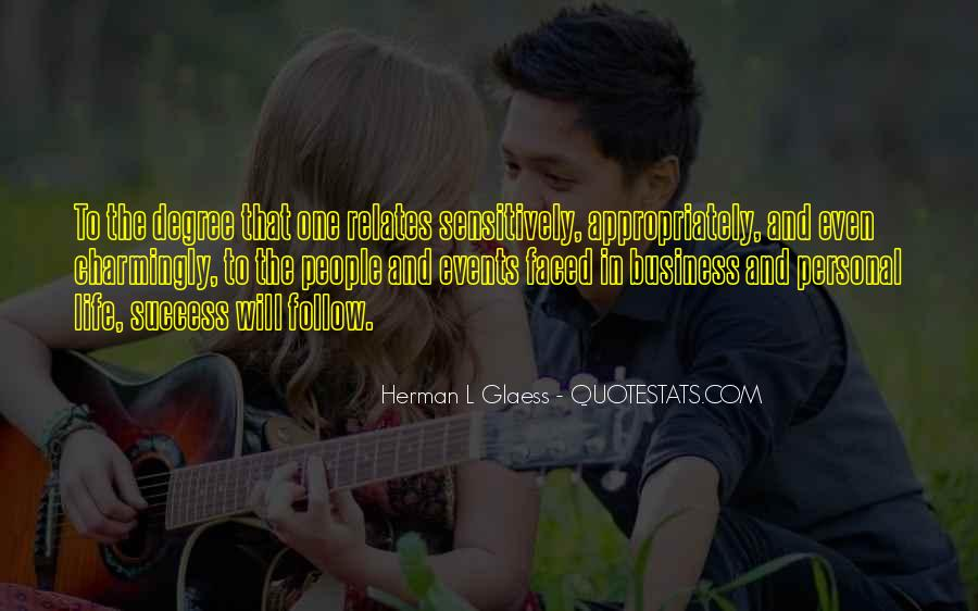 Quotes About Life And Relationships #11567
