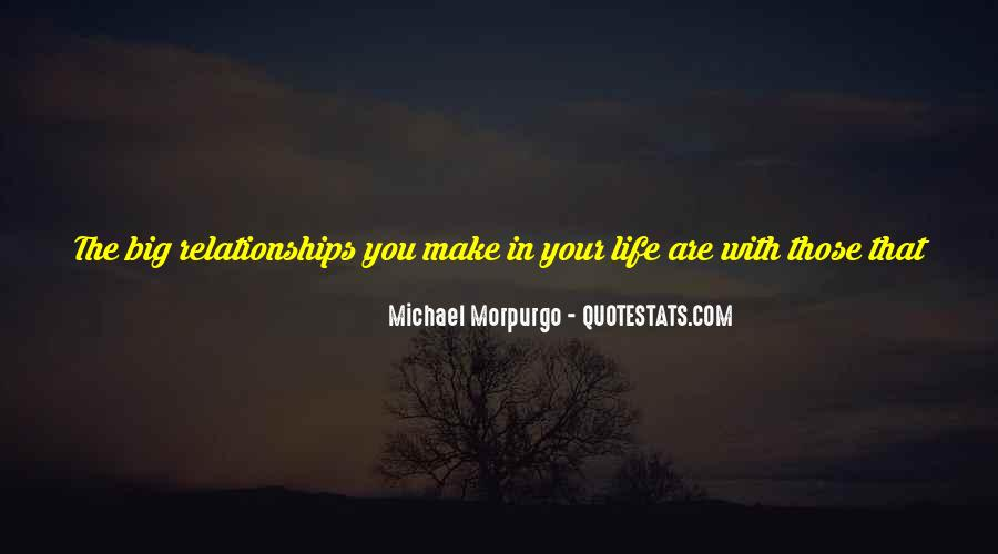 Quotes About Life And Relationships #13761