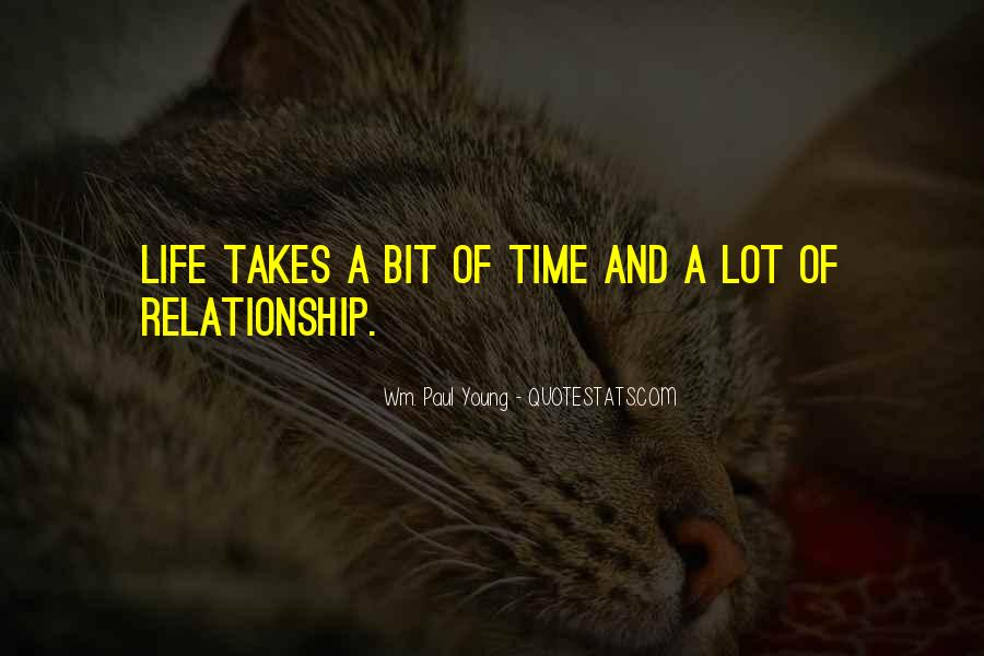 Quotes About Life And Relationships #150735