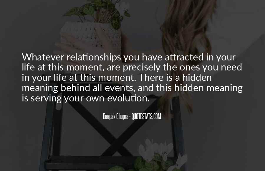Quotes About Life And Relationships #162406
