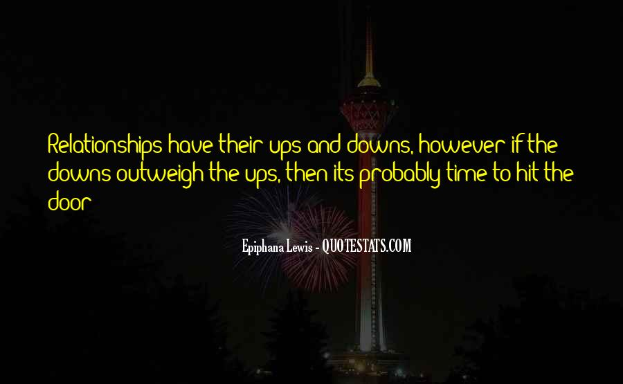 Quotes About Life And Relationships #260813