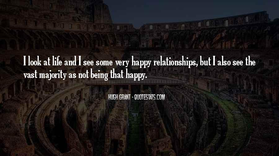 Quotes About Life And Relationships #44600