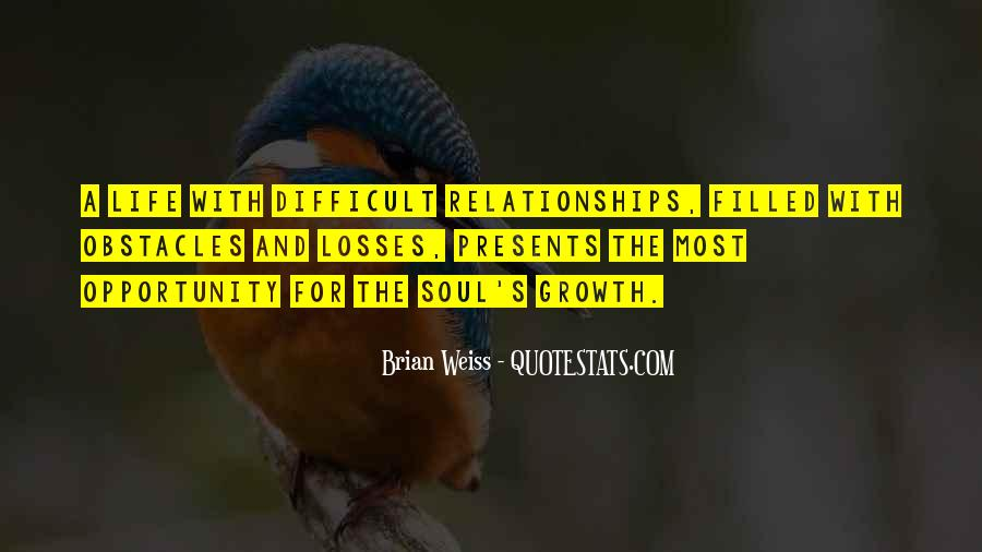 Quotes About Life And Relationships #87627