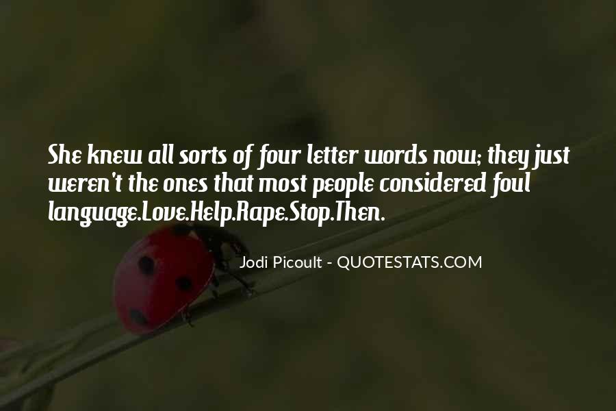 Quotes About Letter T #268998