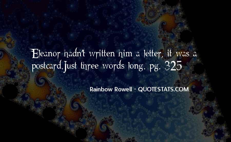 Quotes About Letter T #389460