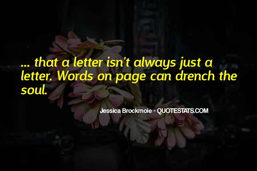 Quotes About Letter T #418797