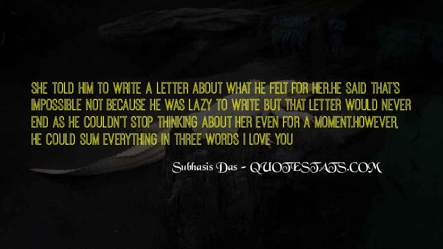 Quotes About Letter T #513541