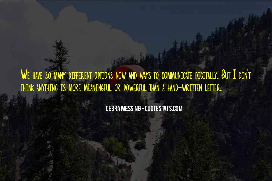 Quotes About Letter T #567271