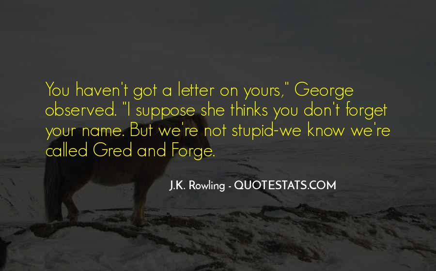 Quotes About Letter T #699739