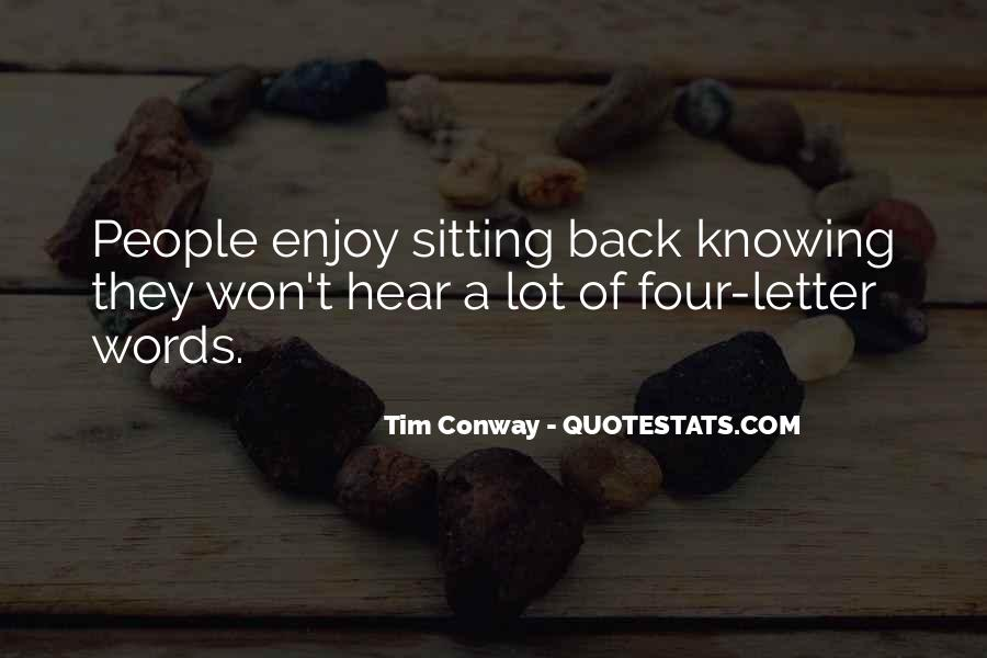 Quotes About Letter T #714230