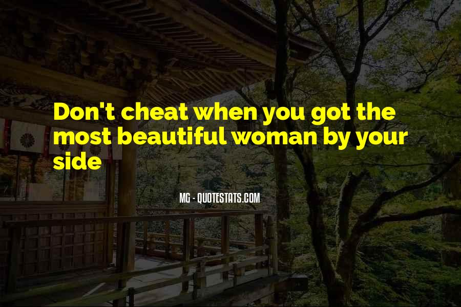 Quotes About Having A Good Woman By Your Side #1586585